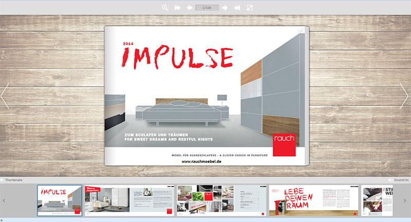 RAUCH Wohnbuch Impulse 2014