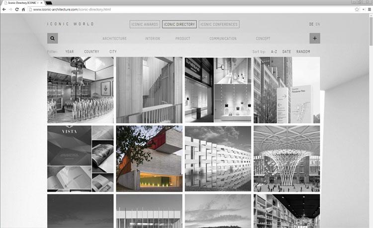 ICONIC WORLD - Die ganze Welt der Architektur