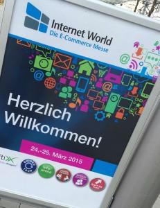 Internet World 2015 in München