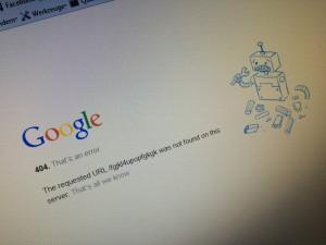 404-Fehlerseiten richtig konfigurieren