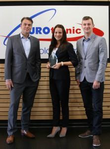 EUROtronic gewinnt DECT-Award 2015