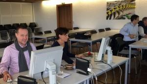 Digitale Verlagsprodukte, der Workshop von team digital