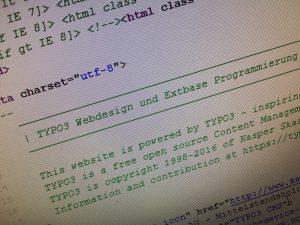 TYPO3-Entwickler (m/w) in Festanstellung