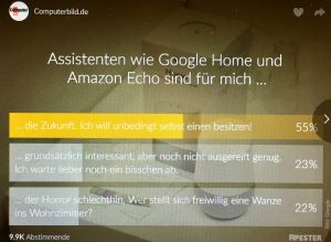 Digitale Assistenzsysteme - Fluch oder Segen?