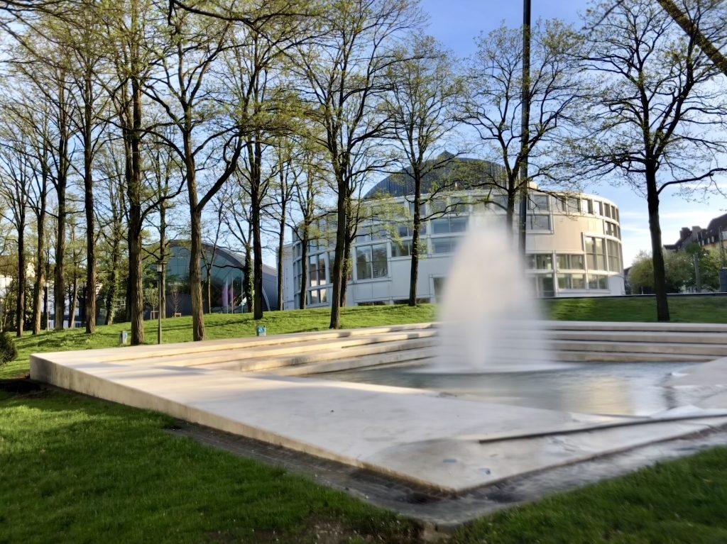 Die Stadthalle Bielefeld bot ein tolles Ambiente für die #omkb
