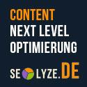 seolyze.de - Next Level Textoptimierung