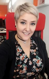 Jessica Retzlaff zurück bei team digital aus der Elternzeit