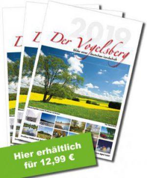 Der original Vogelsbergkalender 2019
