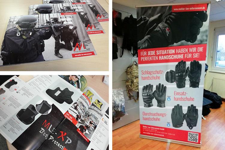 MLE - Printprodukte - Kundenstimme