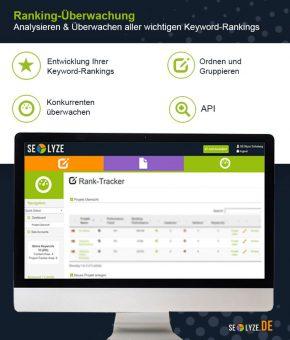 SEOlyze.de – Ranking-Überwachung