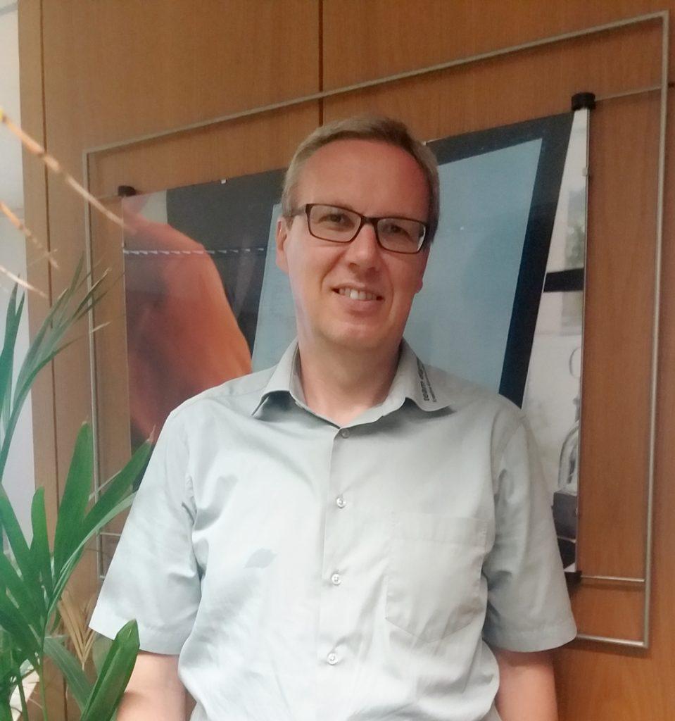 Thorsten Kahabka, Geschäftsführer bei team digital