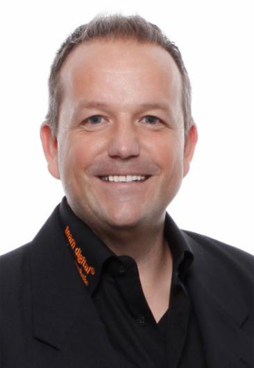 Wolfgang Jung, Geschäftsführer und Marketingexperte, team digital
