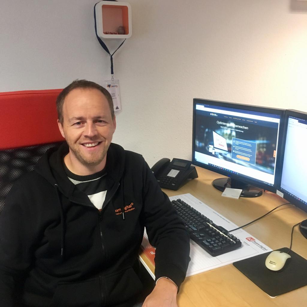 Heiko Müller, team digital GmbH