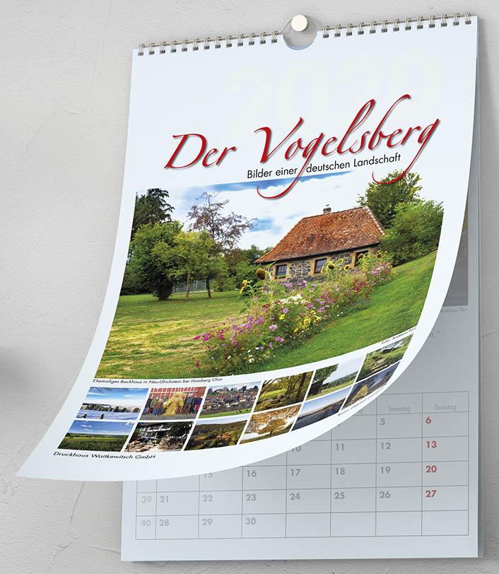 Vogelsberg-Kalender 2019