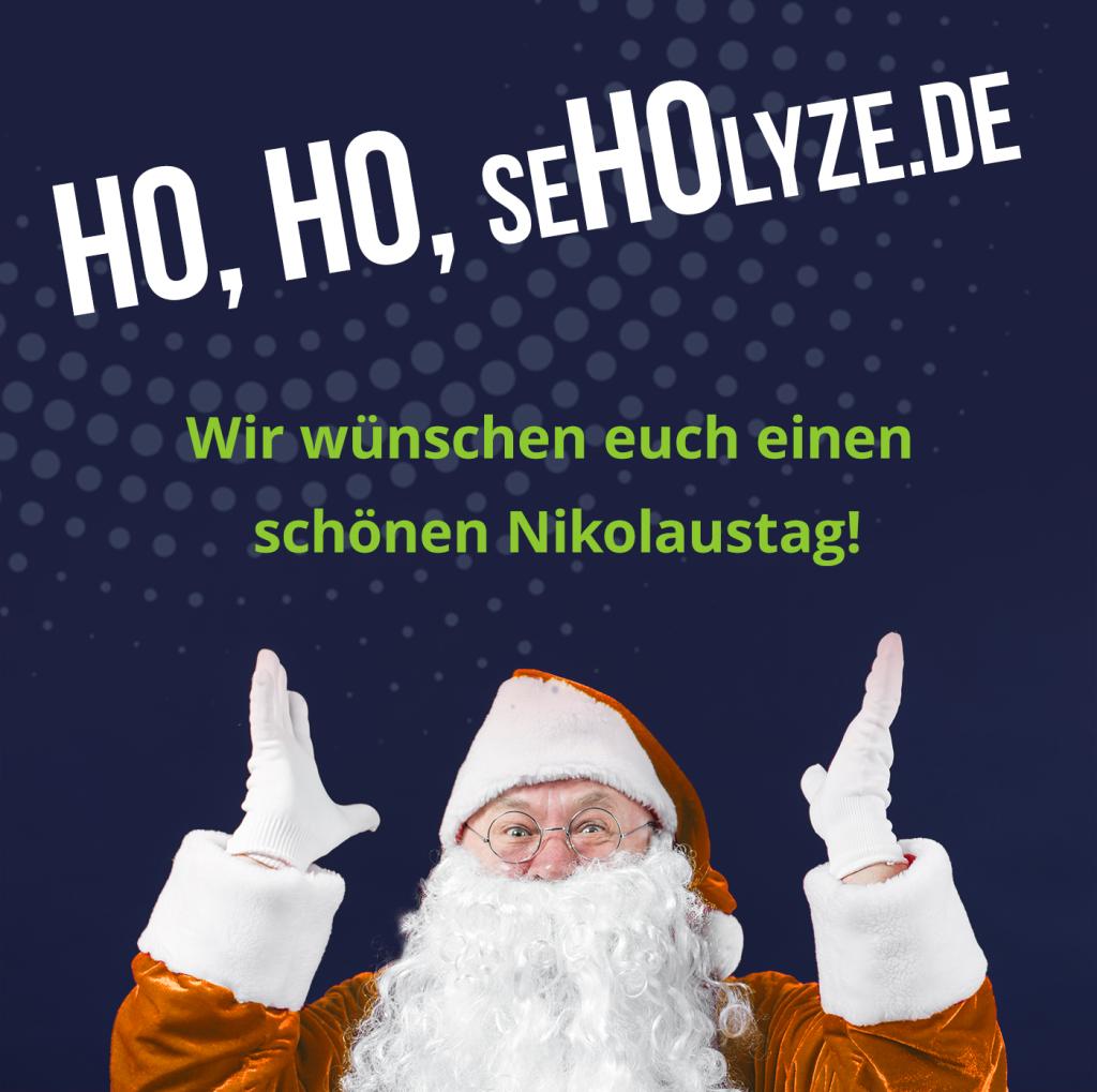 Einen schönen Nikolaustag von SEOlyze.DE